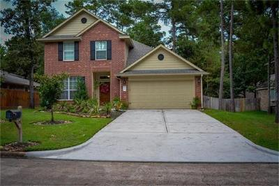 Single Family Home For Sale: 3322 Shadowcrest Court