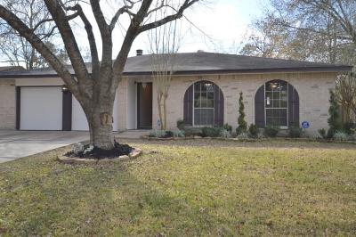 Spring Single Family Home For Sale: 23731 Verngate Drive
