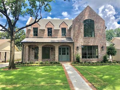 Houston Single Family Home For Sale: 6212 Doliver Drive