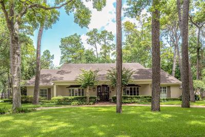 Hunters Creek Village Single Family Home For Sale: 10614 Twelve Oaks Drive