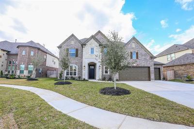 Manvel Single Family Home For Sale: 4314 Kestrel Ridge