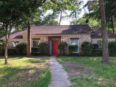 Humble Single Family Home For Sale: 20407 Jarratt Square