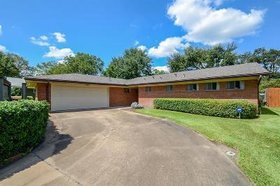 Houston Single Family Home For Sale: 5410 Jackwood Street
