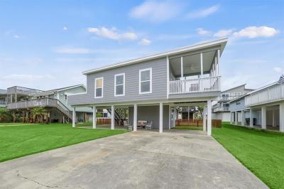 Galveston TX Single Family Home For Sale: $295,000