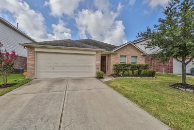 Tomball Single Family Home For Sale: 9627 Elizabeths Glen