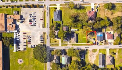 Houston Residential Lots & Land For Sale: 8312 Corinth St