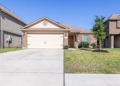 Conroe Single Family Home For Sale: 9907 Chimney Swift Lane
