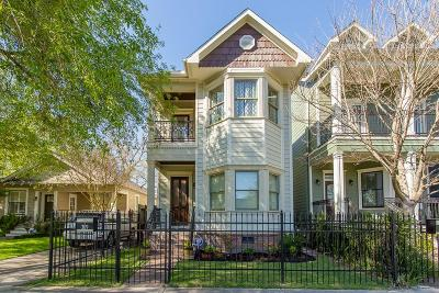 Houston Single Family Home For Sale: 309 W 23rd Street