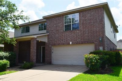 Pearland Single Family Home For Sale: 2305 Diamond Springs Drive