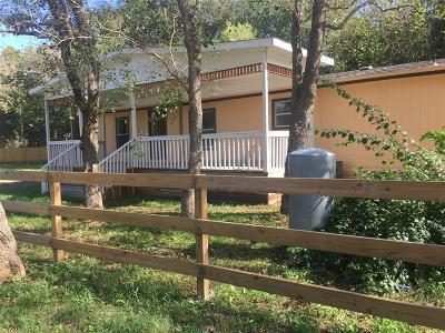 Alvin Single Family Home For Sale: 2749 County Road 500