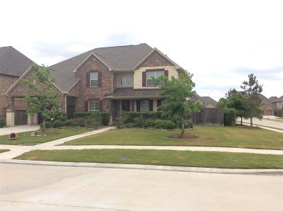 Katy Single Family Home For Sale: 2727 Carriage Hollow Ln Lane