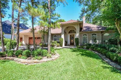 The Woodlands Single Family Home For Sale: 2 Stone Springs Circle