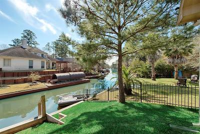 Montgomery Single Family Home For Sale: 12319 Browning Drive