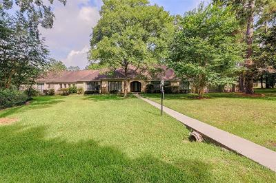 Single Family Home For Sale: 1650 White Oak Creek Drive