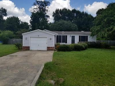 Single Family Home For Sale: 16253 Lone Star Ranch Drive