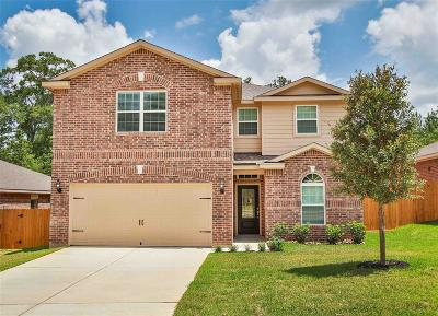 Conroe TX Single Family Home For Sale: $237,900