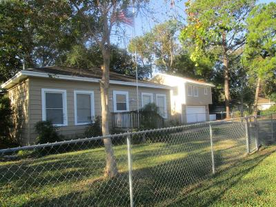 Bacliff Single Family Home For Sale: 3322 Walsh Street
