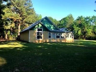 San Jacinto County Single Family Home For Sale: 160 Green Road