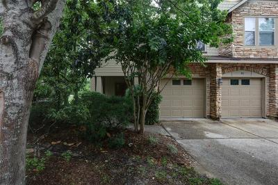 The Woodlands Condo/Townhouse For Sale: 91 Woodlily Place