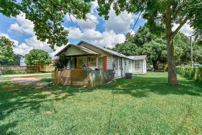 Single Family Home For Sale: 5424 Breen Drive