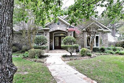 Tomball Single Family Home For Sale: 25615 Haven Lake Drive
