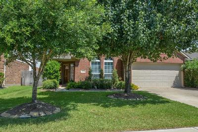 Katy TX Single Family Home For Sale: $235,000