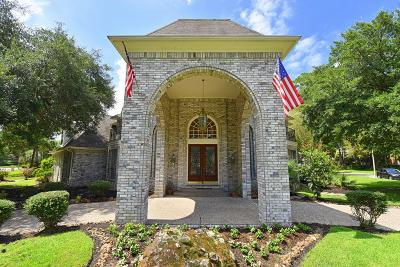 Kingwood Single Family Home For Sale: 4714 Breezy Point Drive