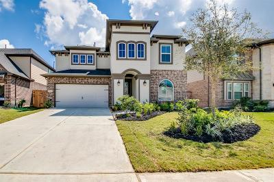 Fulshear Single Family Home For Sale: 28211 Long Mill Ln