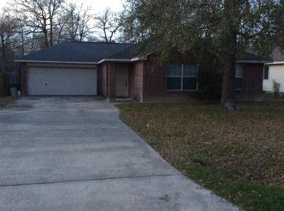 Willis Single Family Home For Sale: 14219 Broken Arrow Drive