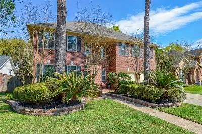 Galveston County, Harris County Single Family Home For Sale: 3226 Barkers Forest Lane