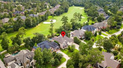The Woodlands Single Family Home For Sale: 39 Player Oaks Place