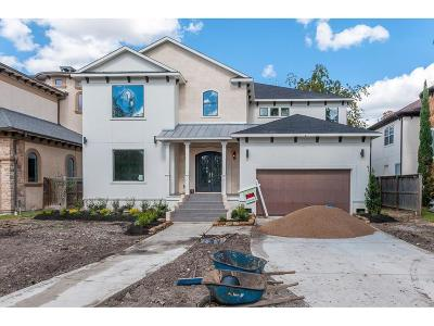 Bellaire Single Family Home For Sale: 4626 Cedar Oaks Lane