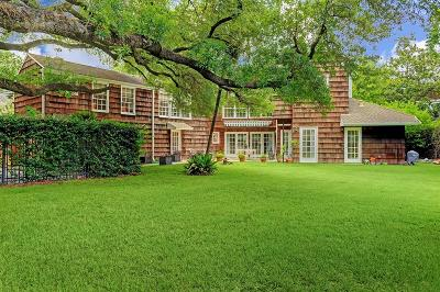 River Oaks Single Family Home For Sale: 2147 Stanmore Drive