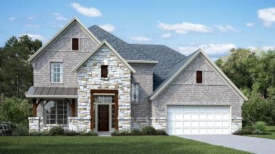 Katy Single Family Home For Sale: 6602 Providence River Lane
