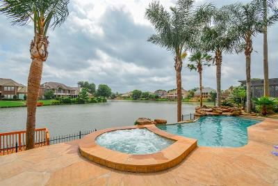 Sugar Land Single Family Home For Sale: 719 Lakeshore Drive