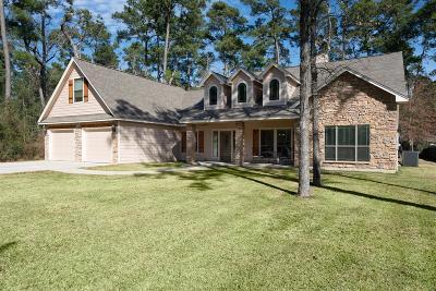 Magnolia Single Family Home For Sale: 22902 Lantana Drive