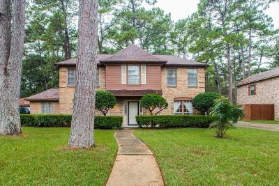 Spring Single Family Home For Sale: 17415 Majestic Forest Drive