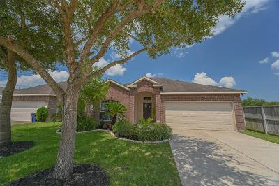 Dickinson Single Family Home For Sale: 3006 Stonecross Lane