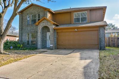 Houston Single Family Home For Sale: 11504 Threadleaf Drive