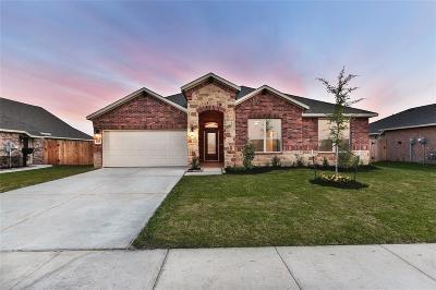 Navasota Single Family Home Pending: 7705 Links Lane