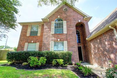 Houston Single Family Home For Sale: 15930 Highland Brook Drive