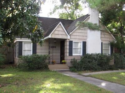 Houston Single Family Home For Sale: 1609 Bonnie Brae Street