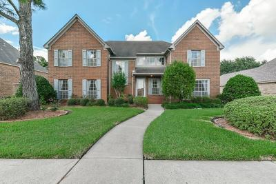 Pearland Single Family Home For Sale: 2106 Tipperary Drive