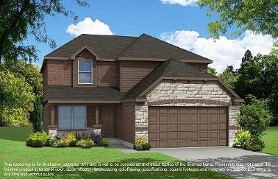 Rosenberg Single Family Home For Sale: 2606 Zephyr Lane