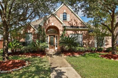 Houston Single Family Home For Sale: 12534 Rosewood Way Lane
