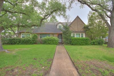 Meyerland Single Family Home For Sale: 5234 Yarwell Drive