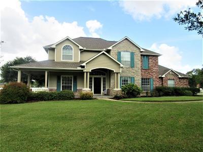 Richmond Single Family Home For Sale: 7310 Savannah Glen Lane