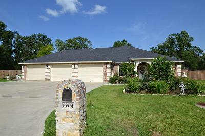Crosby TX Single Family Home For Sale: $339,000