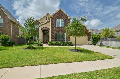 Katy Single Family Home For Sale: 27123 Bell Mare Drive