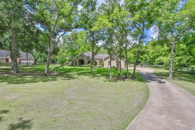 Richmond Single Family Home For Sale: 3811 River Forest Drive